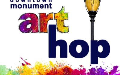Join Us For Art Hop This Thursday!