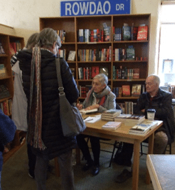Local Bookstore Hosts Local Authors